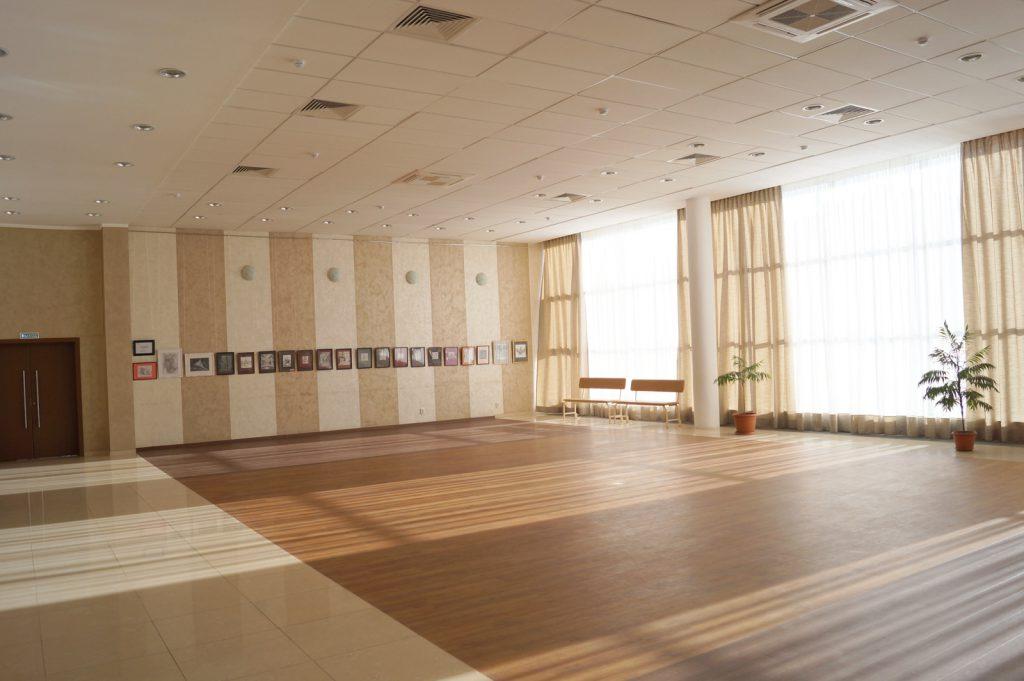 Многофункциональный зал